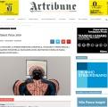 Press review of Talent Prize 2019 on Artribune / Artribune.com
